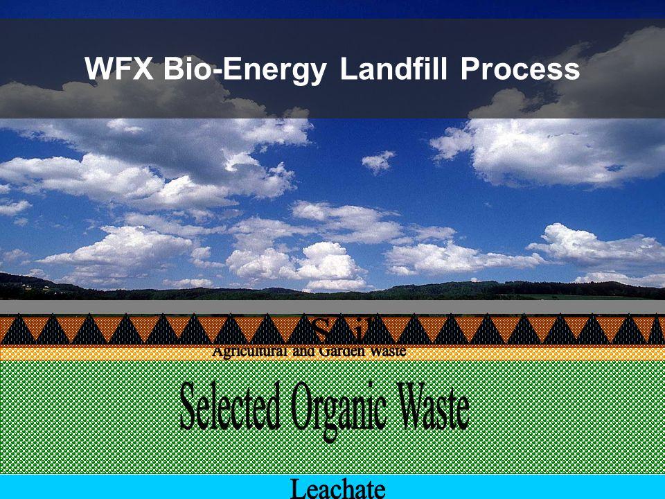 28 WFX Bio-Energy Landfill Process
