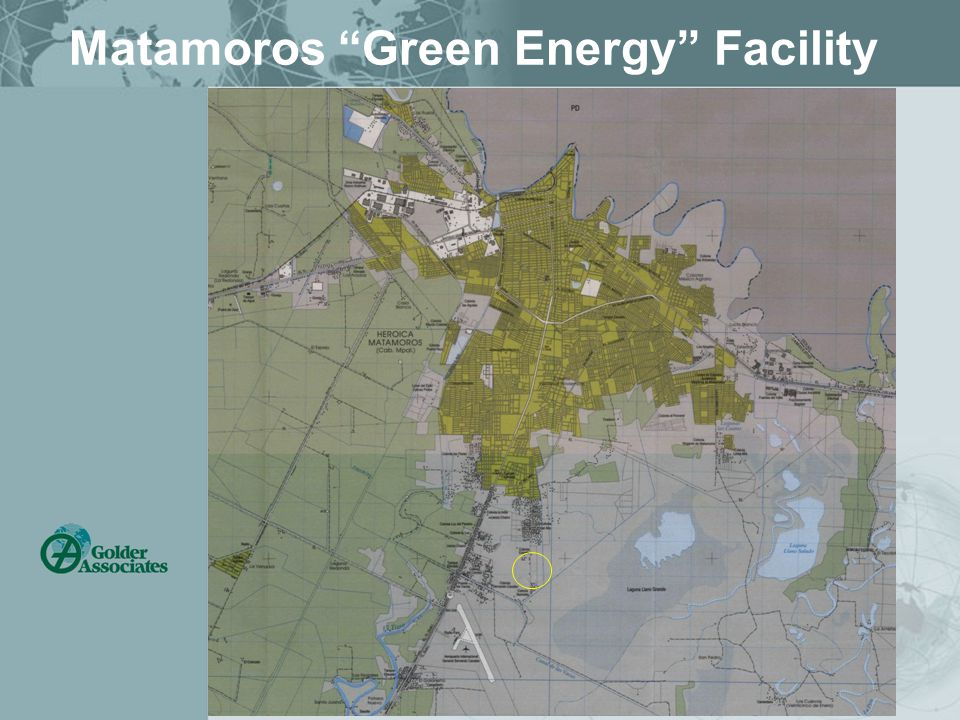 Matamoros Green Energy Facility