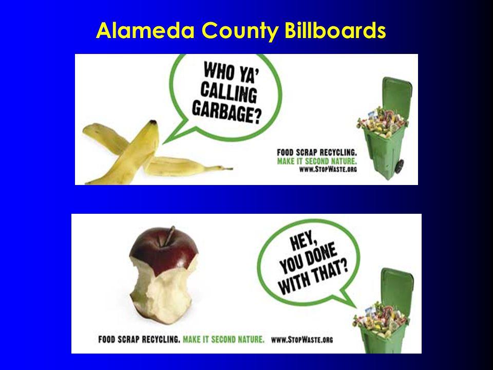Alameda County Billboards