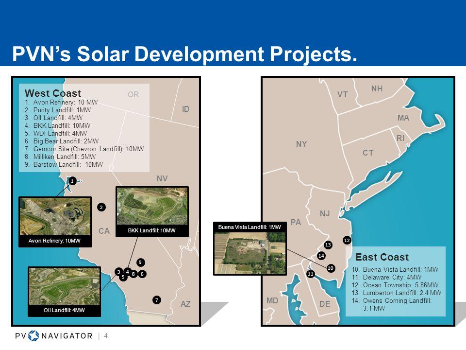 PV Navigator, LLC Leads a Multi-talented Solar Development Team.