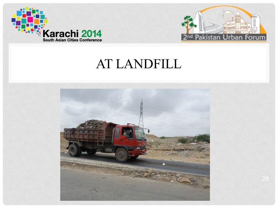 AT LANDFILL 29