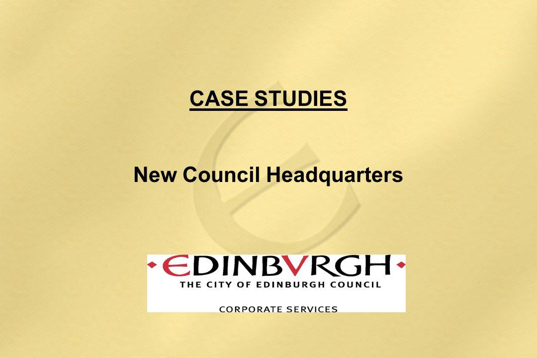 CASE STUDIES New Council Headquarters