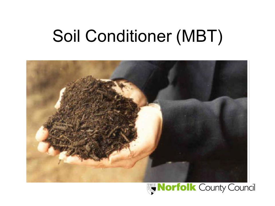 Soil Conditioner (MBT)