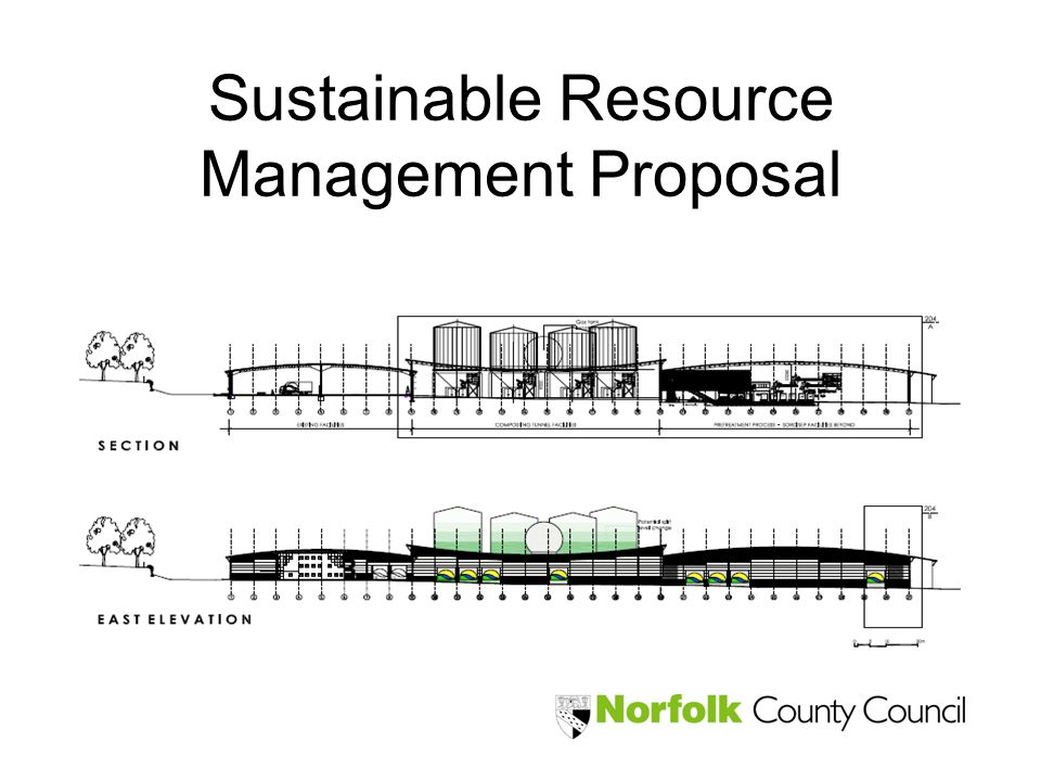 Sustainable Resource Management Proposal