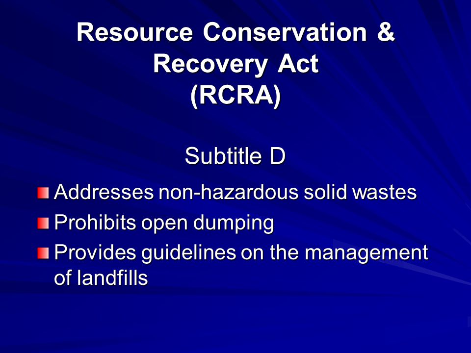 Small Business Liability Relief and Brownfields Revitalization Act of January 11, 2002 Brownfields Definition …..real property, the expansion, redevelopment, or reuse of which may be complicated by the presence or potential presence of a hazardous substance, pollutant or contaminant.