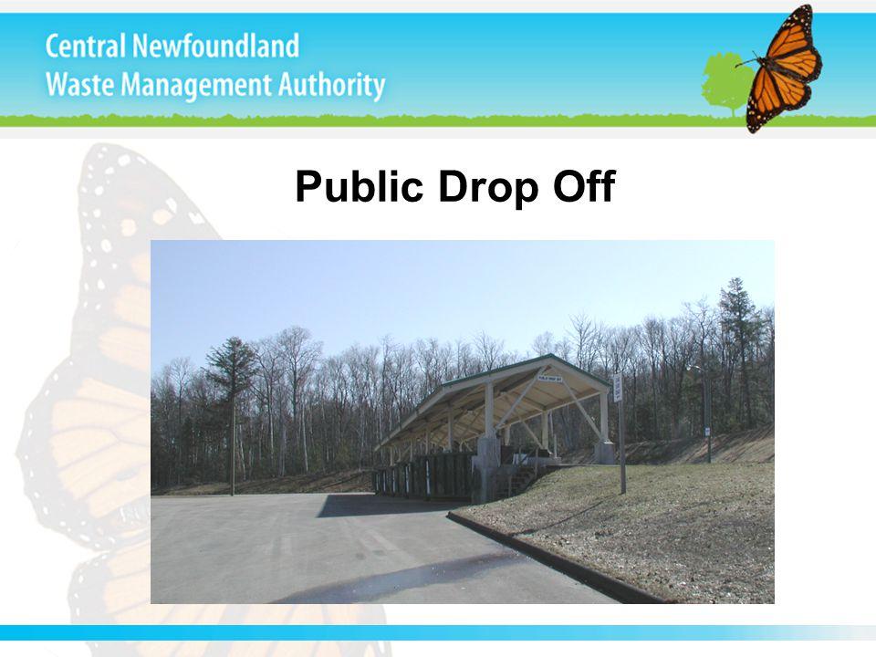 Public Drop Off
