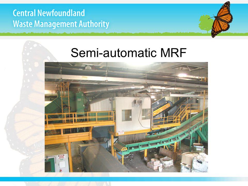 Semi-automatic MRF