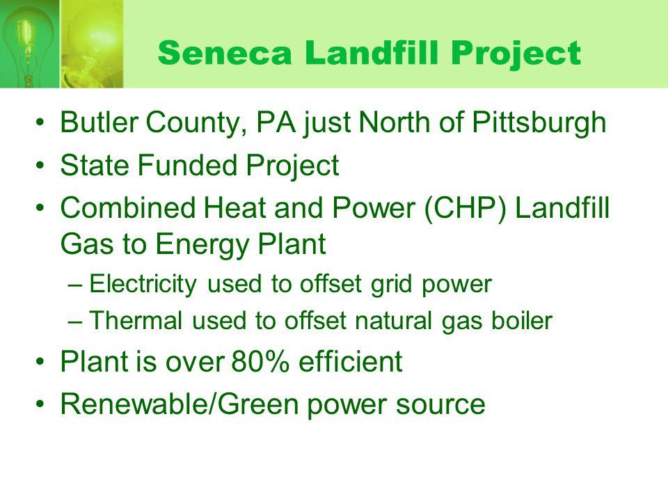 Landfill Gas Site
