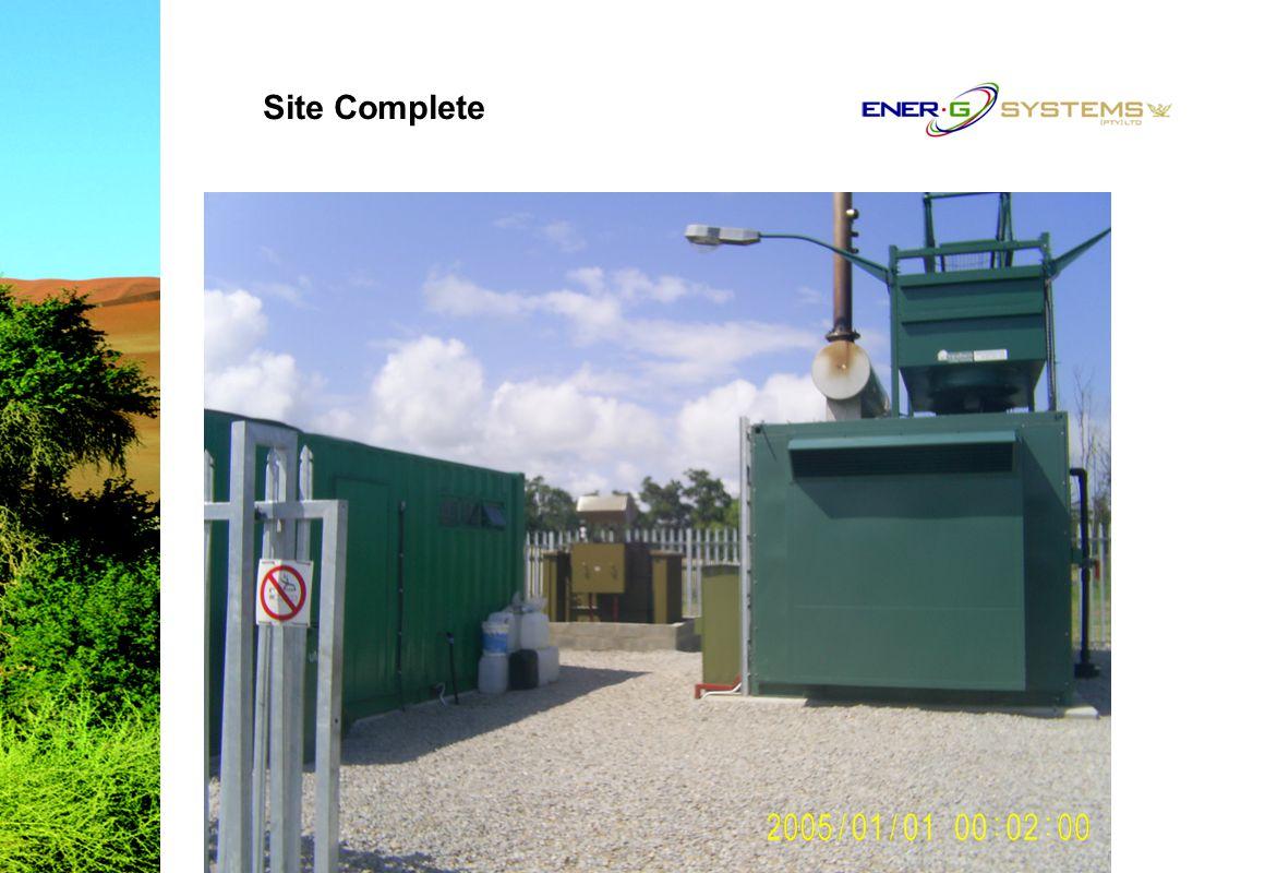 Site Complete
