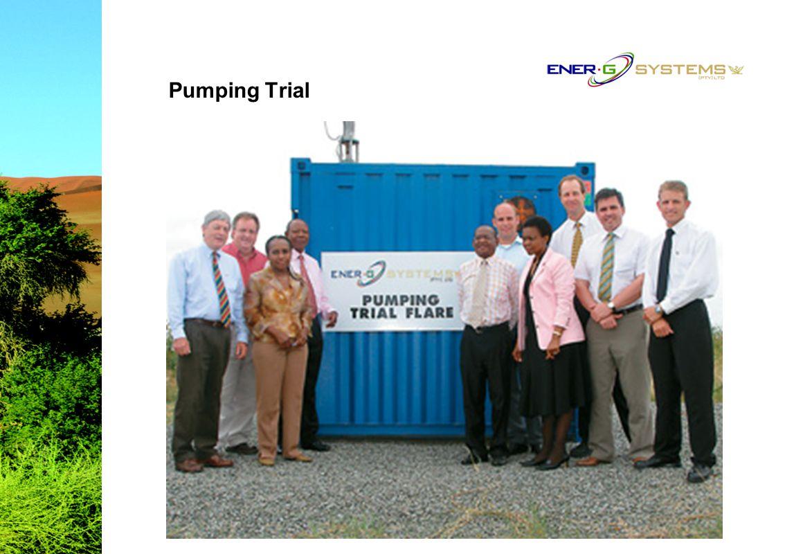 Pumping Trial