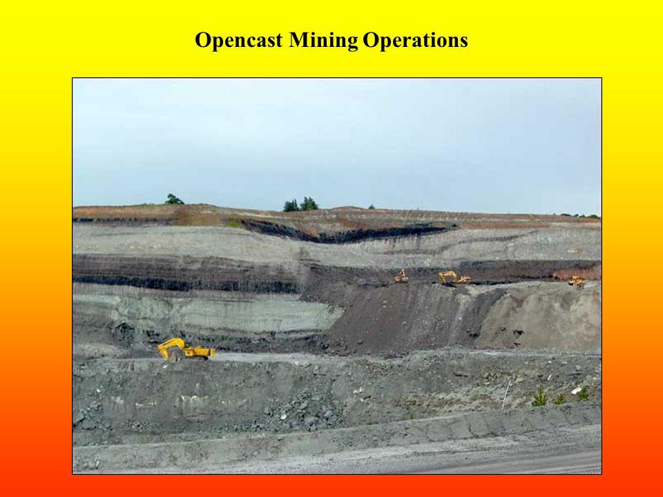 Opencast Mining Operations