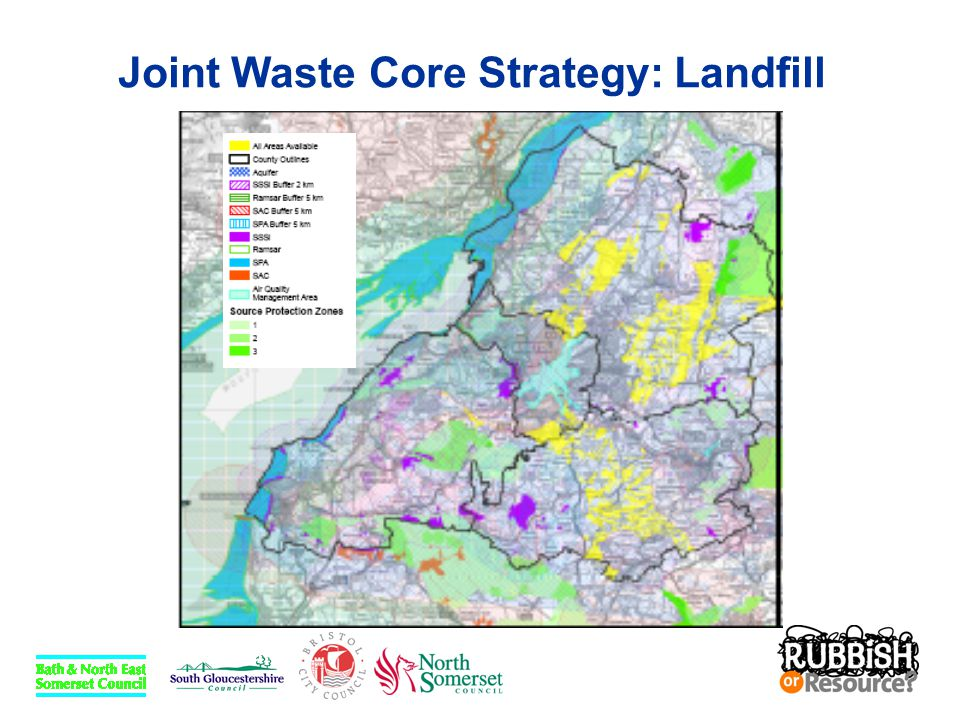 Joint Waste Core Strategy: Landfill