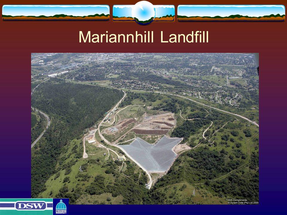 Mariannhill Landfill