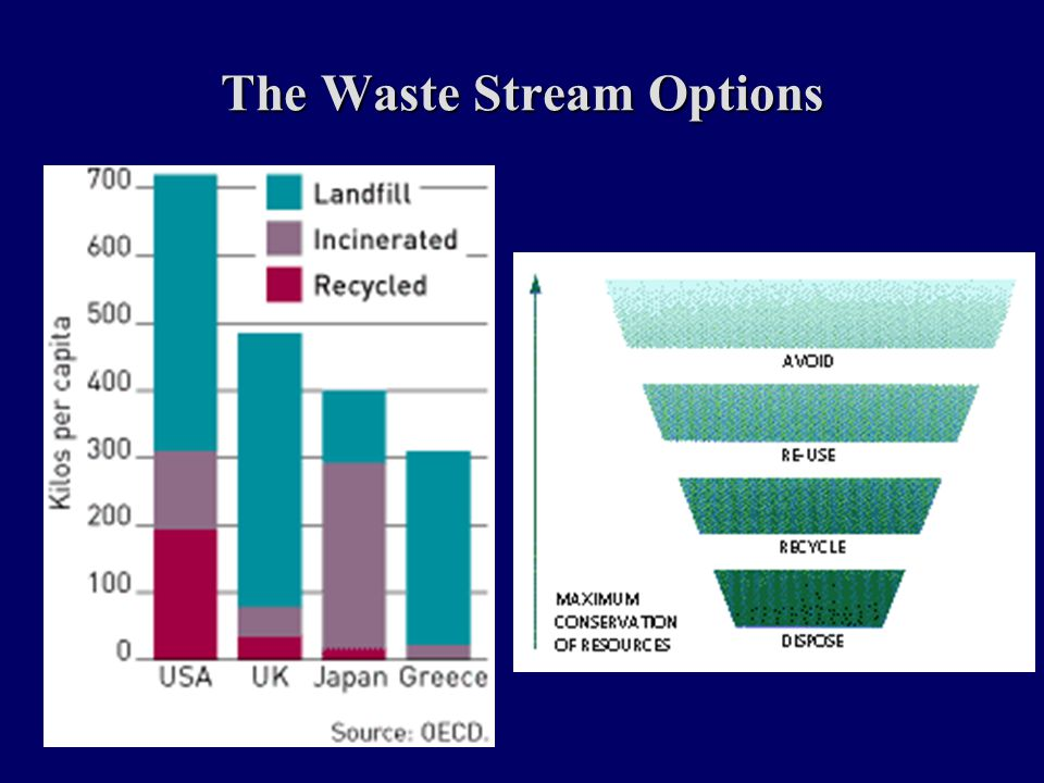 The Waste Stream Options