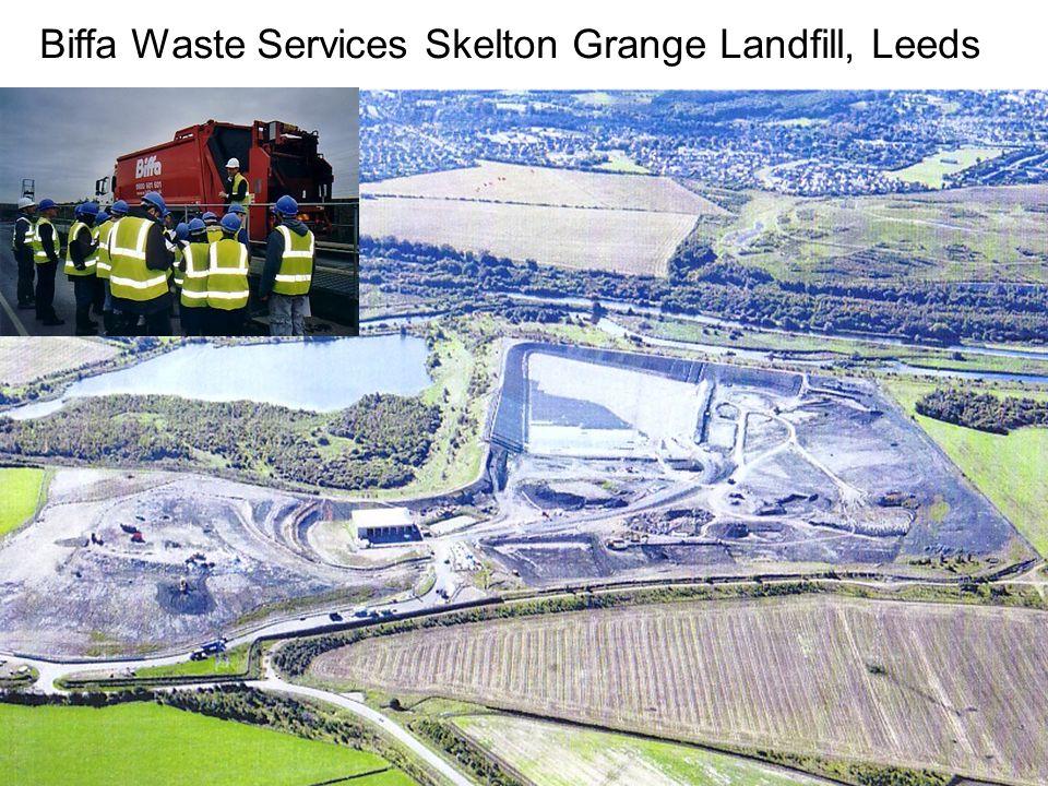 Biffa Waste Services Skelton Grange Landfill, Leeds