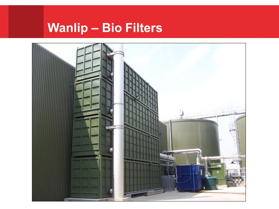 Wanlip – Bio Filters