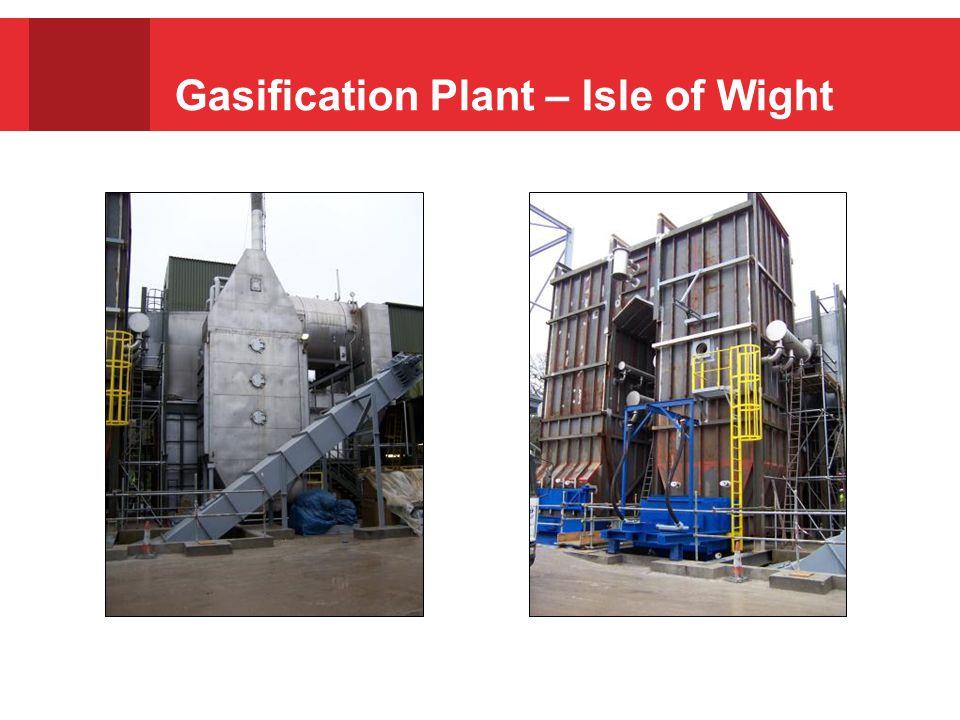 Gasification Plant – Isle of Wight