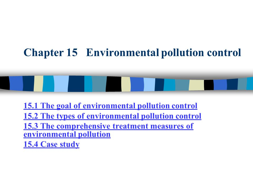 Figure 15-9 Basic process of radioactive pollution control Solid waste volume reduction packaging storage transportation emissions proces sing Waste gas and liquid treatment process Shielding isolation room storage curing purification