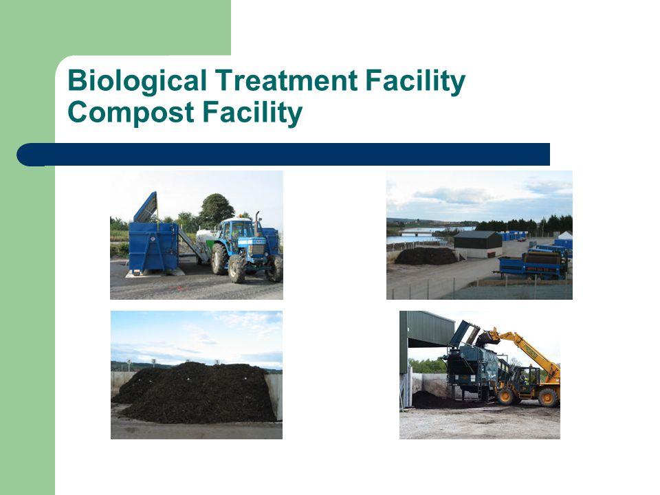 Biological Treatment Facility Compost Facility