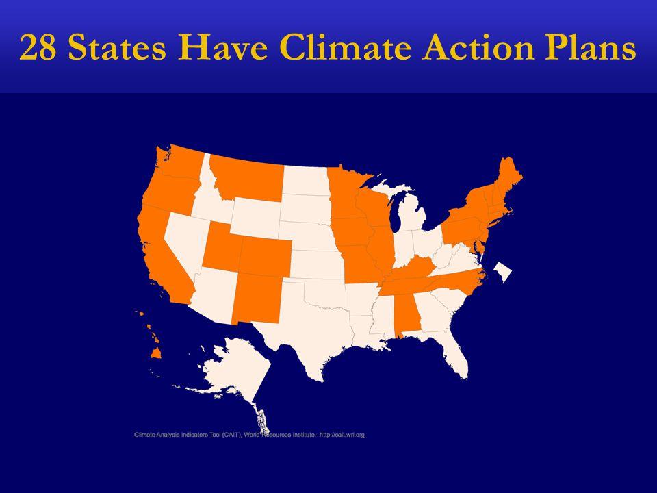 23 States Have Renewable Portfolio Standards