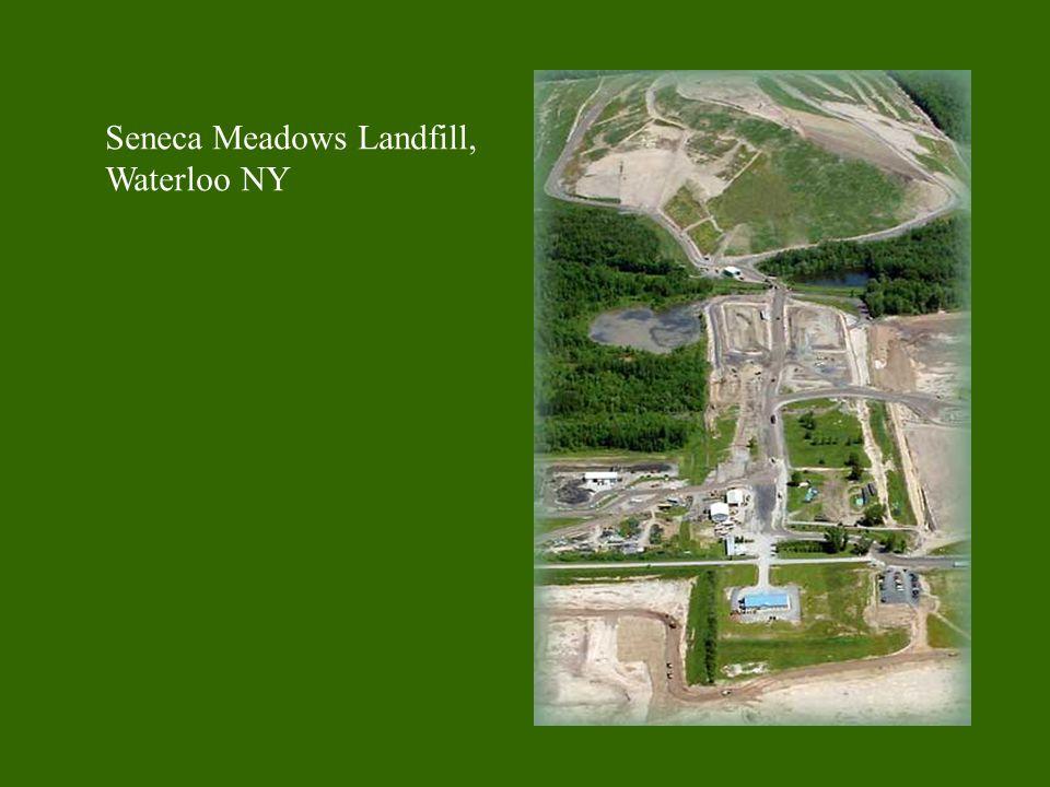 Seneca Meadows Landfill, Waterloo NY