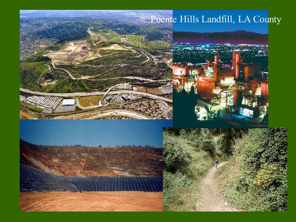 Puente Hills Landfill, LA County