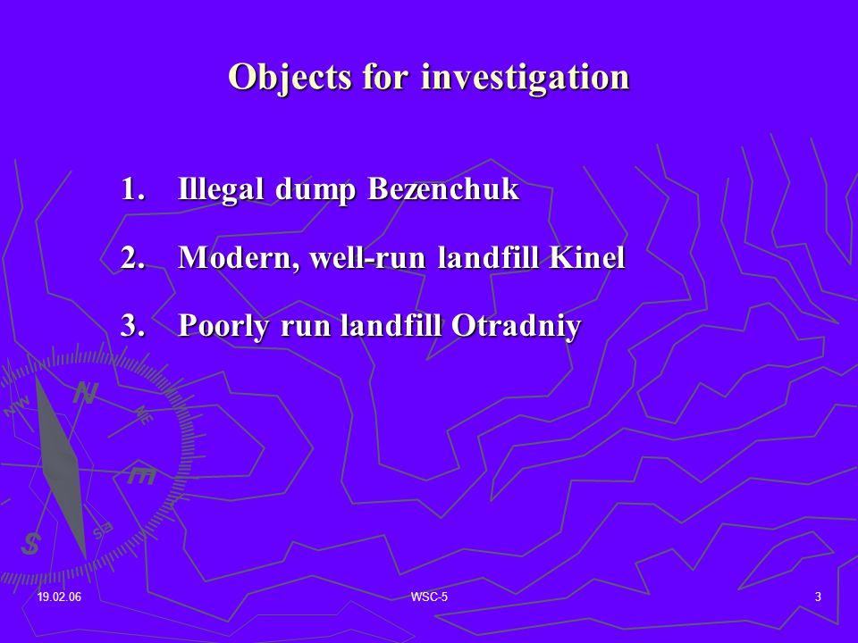 19.02.06WSC-514 Lenses and topsoil sewage sludge topsoil