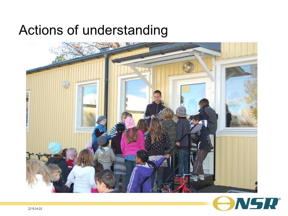 2015-04-28 Actions of understanding