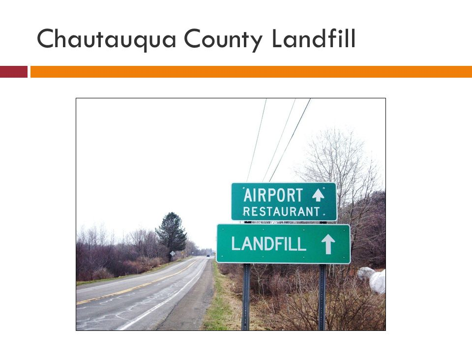 Chautauqua County Landfill