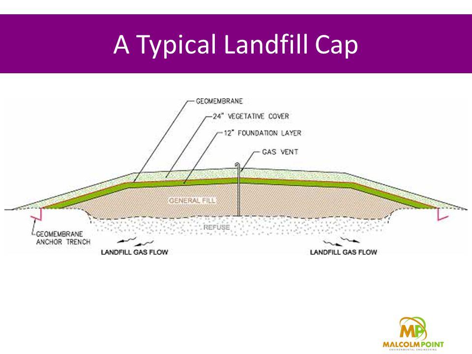A Typical Landfill Cap