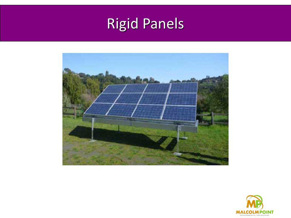 Rigid Panels