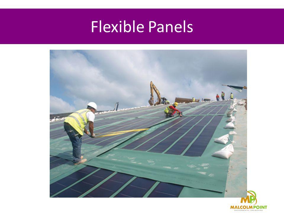 Flexible Panels