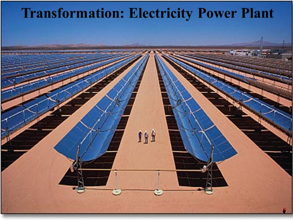 © OECD/IEA 2013 Transformation: Electricity Power Plant