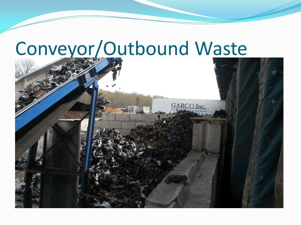 Conveyor/Outbound Waste
