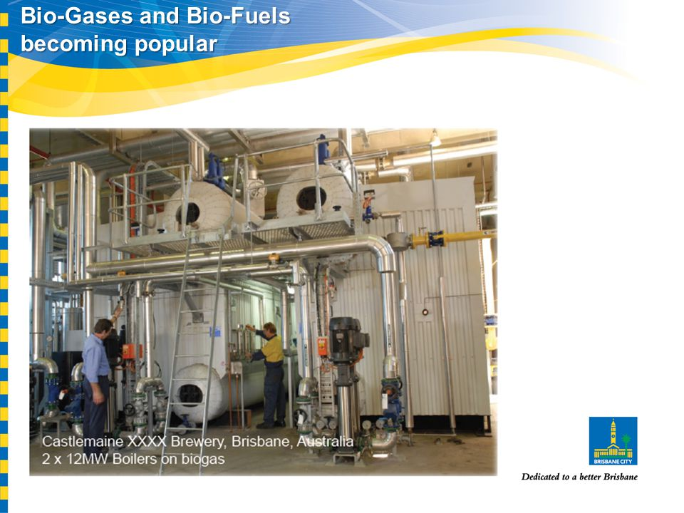 Bio-Gases and Bio-Fuels becoming popular