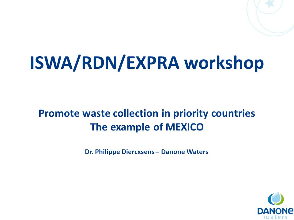 Who are the waste pickers of the Mexicali project.