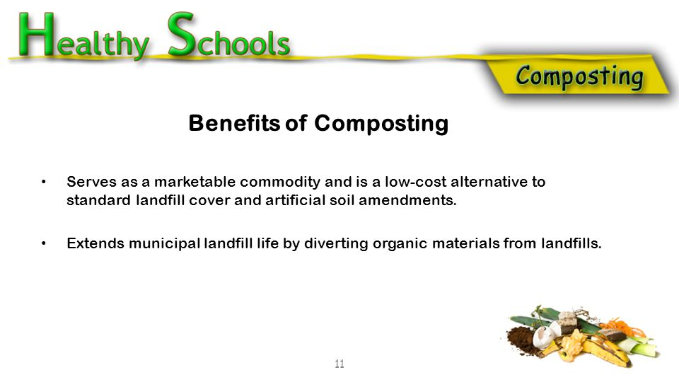Serves as a marketable commodity and is a low-cost alternative to standard landfill cover and artificial soil amendments. Extends municipal landfill l