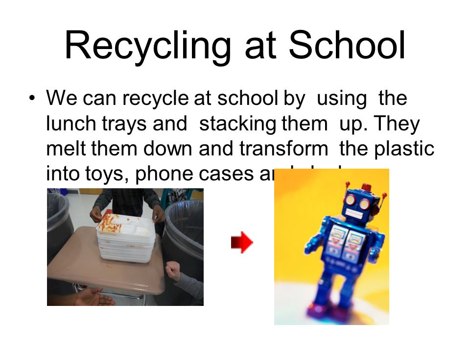 How do you know if something can be recycled.