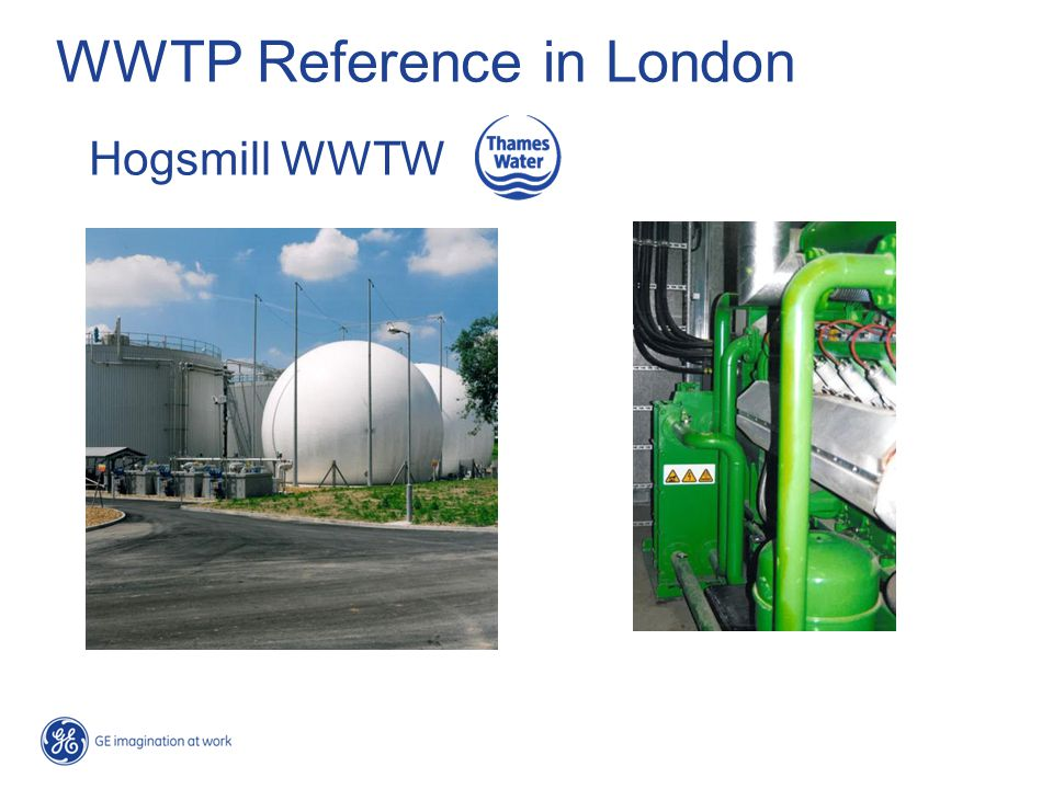 WWTP Reference in London Hogsmill WWTW