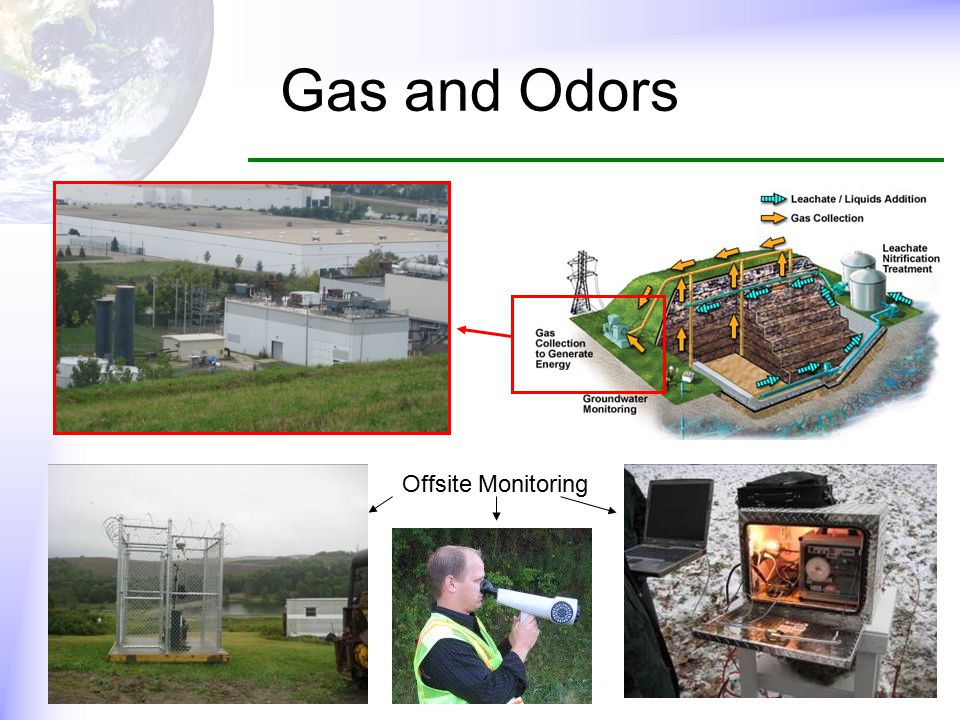Gas and Odors Offsite Monitoring