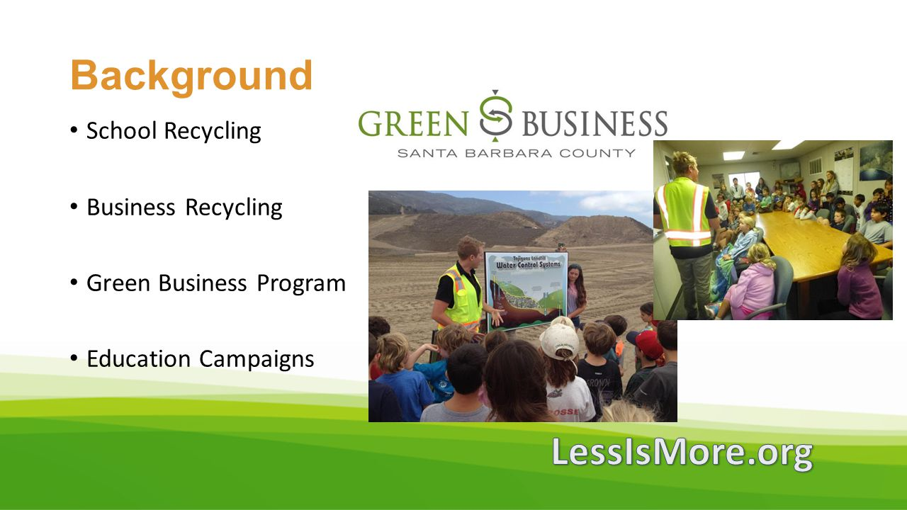 School Recycling Business Recycling Green Business Program Education Campaigns