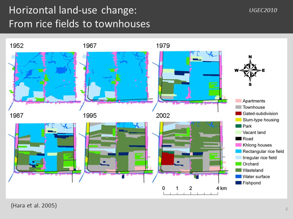 UGEC2010 Vertical LT process: From dig & fill to introduced fill (Hara et al. 2008a) 7