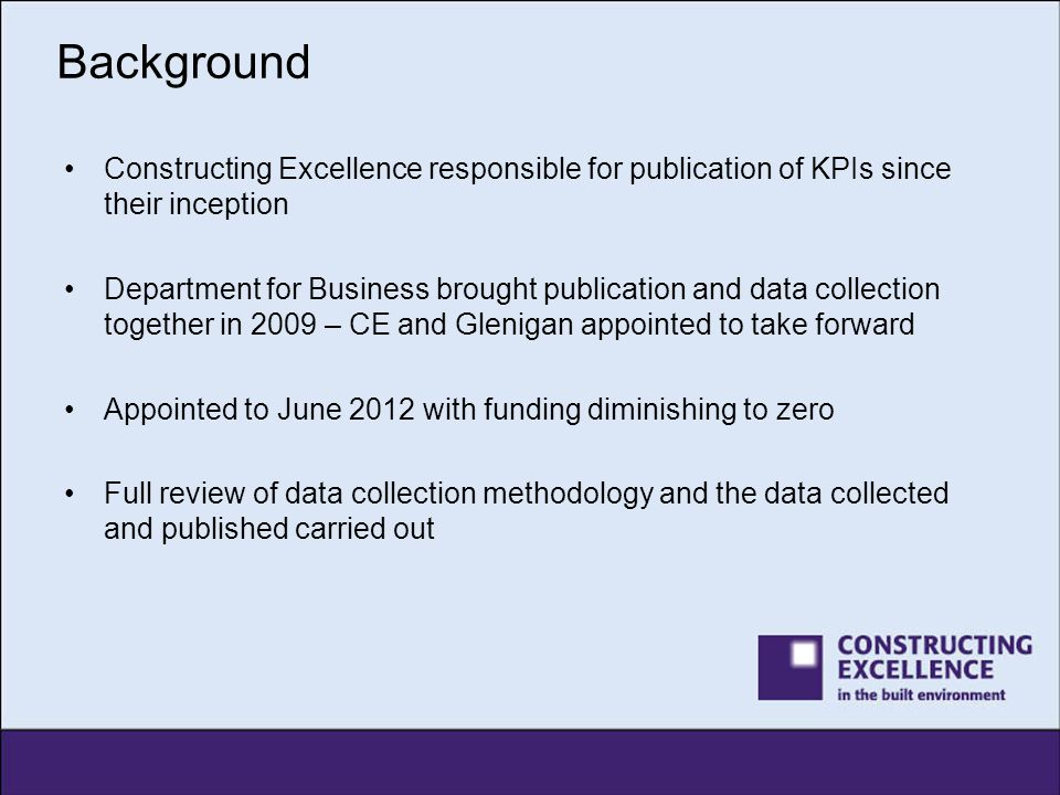Review of the KPIs New KPIs – Staff Leaving Organisation To work alongside existing 'Staff Turnover' measure which calculates churn