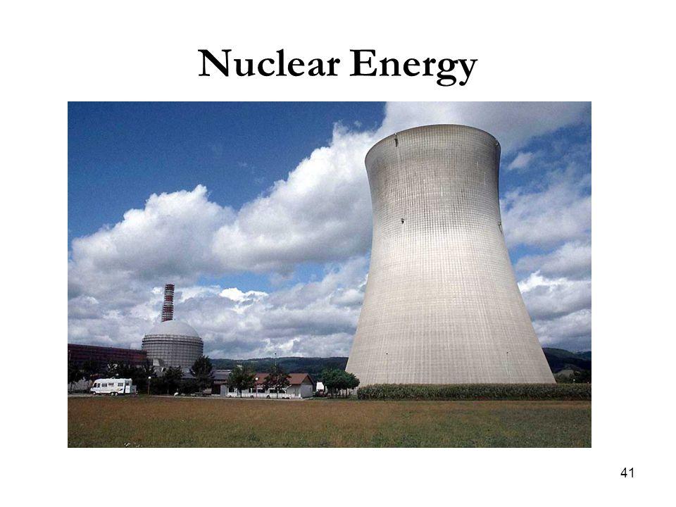 Nuclear Energy 41