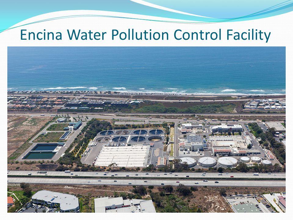 Encina Water Pollution Control Facility