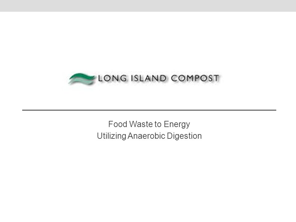 Long Island Compost Overview 30-years as leader in the management of organic materials on Long Island Currently operate two of the nation's largest yard-waste transfer stations in Westbury, NY and a 62-acre facility in Yaphank, NY (150 employees) Hundreds of thousands of tons of organic material processed per year sustainably (wind-row technology) into a range of mulches, nutrient-rich compost and engineered soil products.