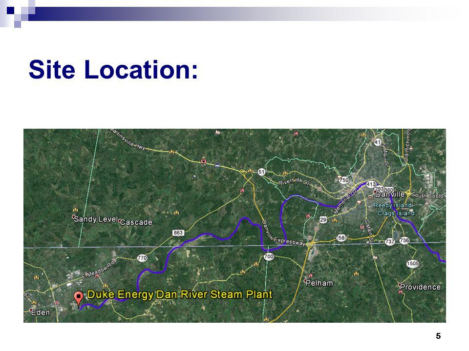 Site Location: 5
