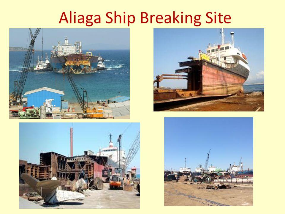 Ship Recycling in Turkey