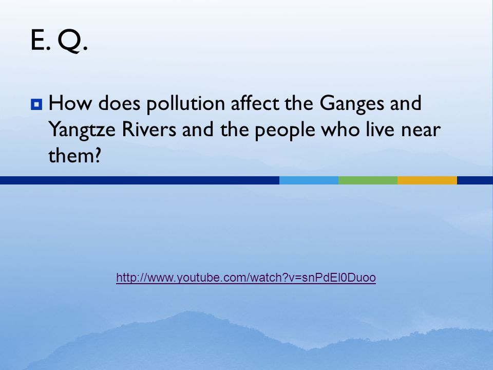 CRCT Test Prep pages 134-137 6.What was the purpose of the Ganges Action Plan begun in the 1980s.