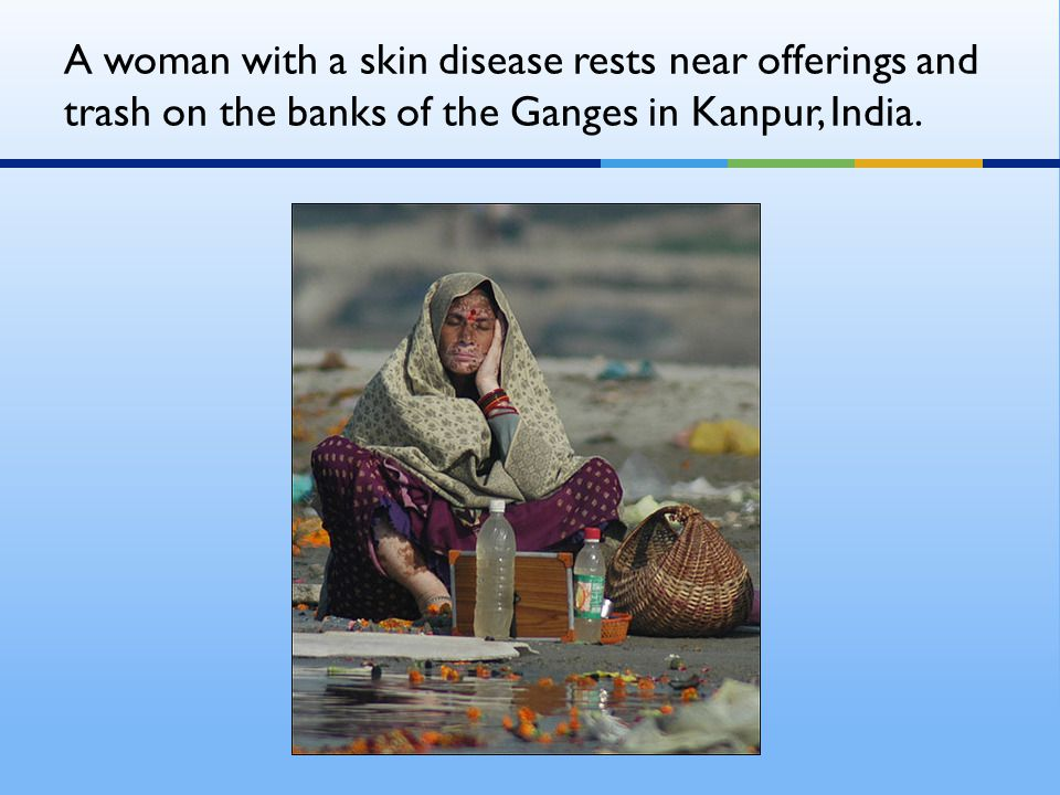  India created the 1985 Ganges Action Plan, to clean up the river  Many sewer and water treatment plants have been built along the river  However, pollution remains a huge problem today due to the growing population and run-off from industries and farms April 14, 2013
